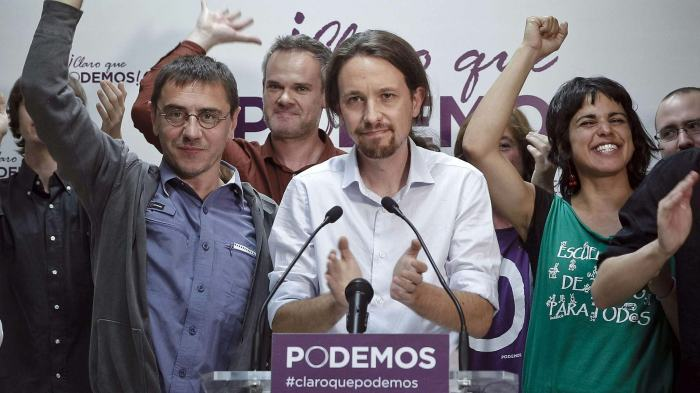 A year of uncertainty and political dynamism: Spain going forward into 2015