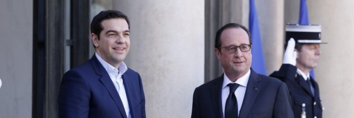 France's olive branch to Greece