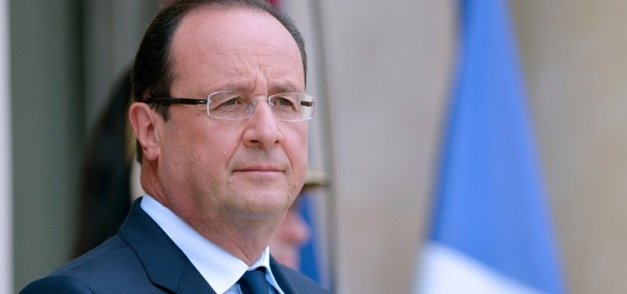 Back to school for France's President