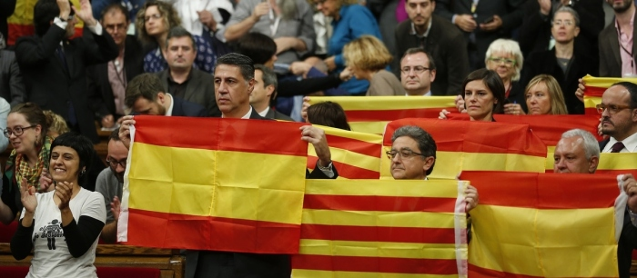 The Catalan independence cataclysm