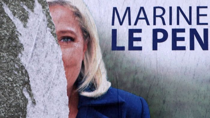 The Front National's power struggle