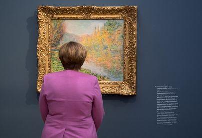GERMANY-POLITICS-MUSEUM