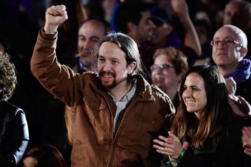 SPAIN-POLITICS-VOTE-PODEMOS